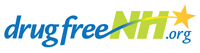 Drug Free NH logo